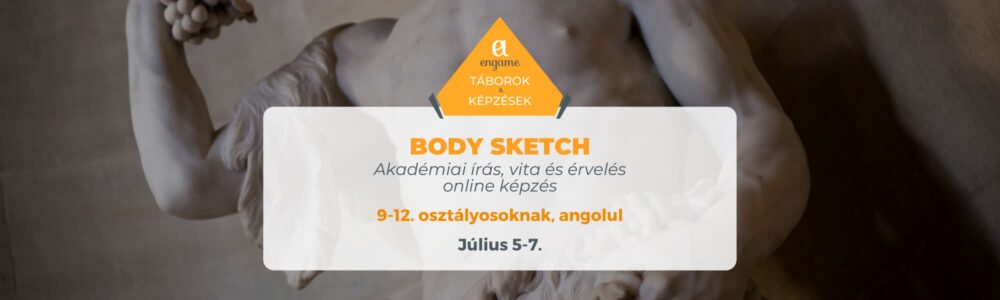 Body Sketch képzés