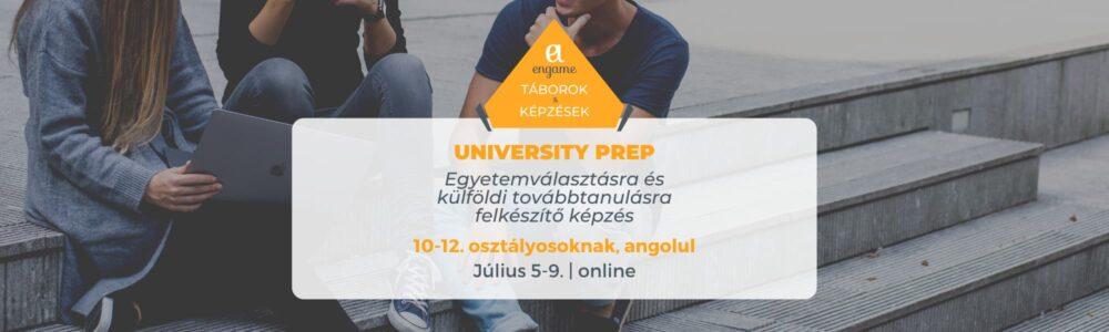 Uni prep short course